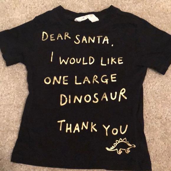 boys toddler christmas shirt hm 2 4y - Christmas Shirts For Boys